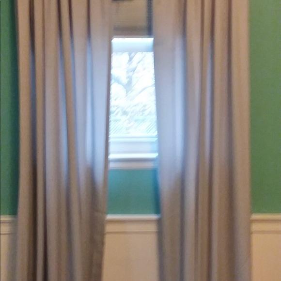 Sonoma Other - Sonoma gray curtains